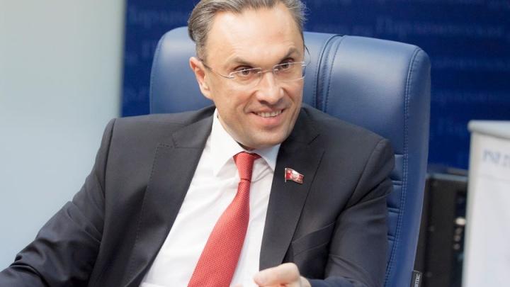 Три года тюрьмы: донскому депутату Бессонову вынесли приговор