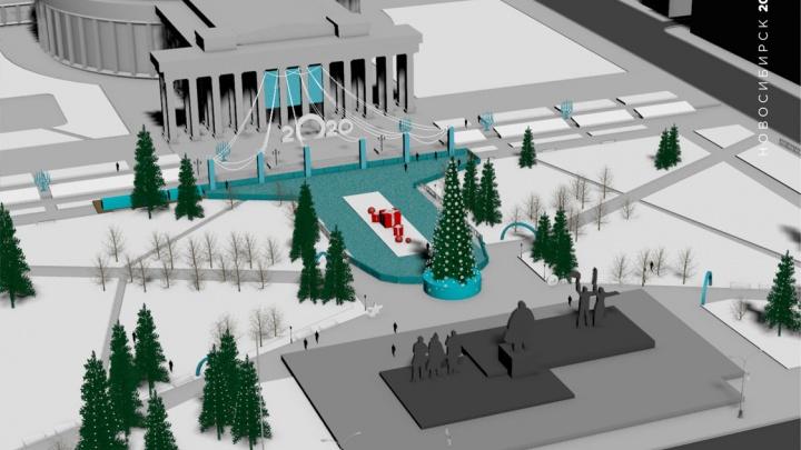 В проекте была ракета: Владимир Кехман — о том, как ледовый городок стал секс-символом Новосибирска