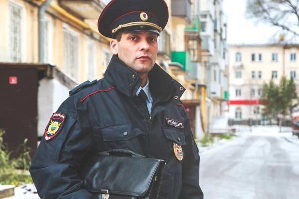 Сергей Новокшанов работает в Лысьве