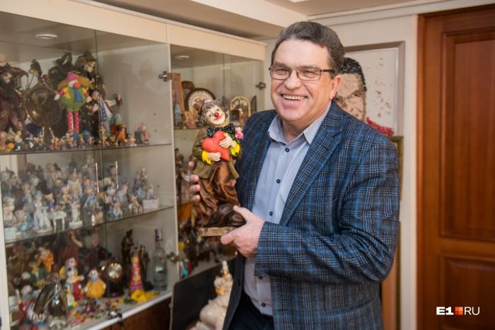 Анатолий Марчевский вернулся в цирк