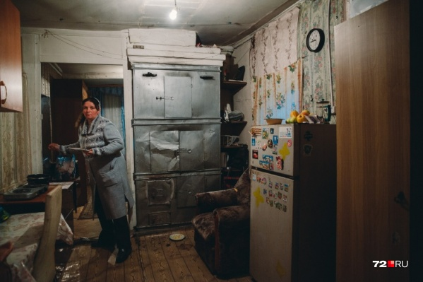 Тюменка Галина Бузуева пытается найти новых собственников для домов