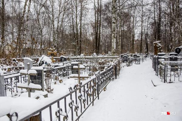 Епархия передала свой участок Леонтьевского кладбища мэрии Ярославля