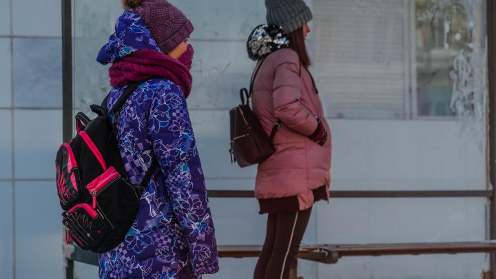 МЧС предупреждает жителей Прикамья о понижении температуры до -33 градусов