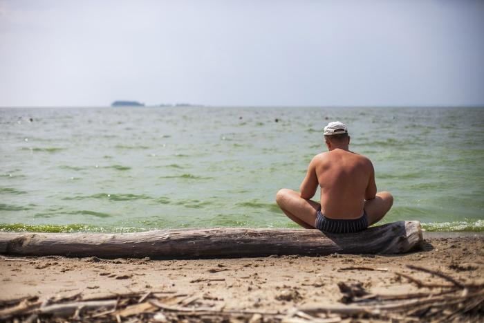 В ближайшие дни новосибирцы смогут снова загорать на пляжах