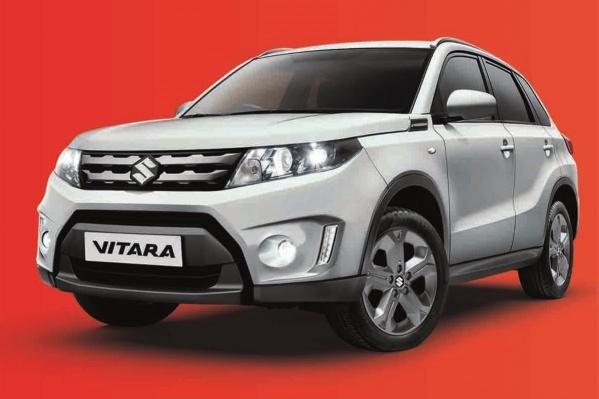 Та самая Suzuki Vitara
