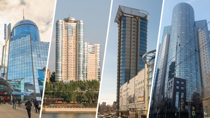 Город на ладони: публикуем рейтинг самых высоких зданий Самары