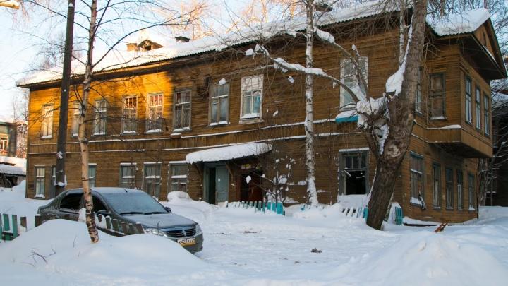 Культурное наследие без окон и дверей: как Архангельск на глазах теряет дом со 100-летней историей