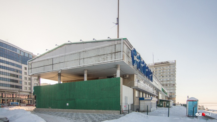 Вместо нового речного вокзала с VIP-комнатами в Самаре предложили построить павильоны