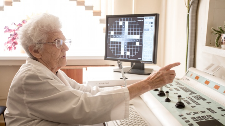 Крыша поедет — не поймёшь: в челябинской больнице работает 87-летний рентгенолог