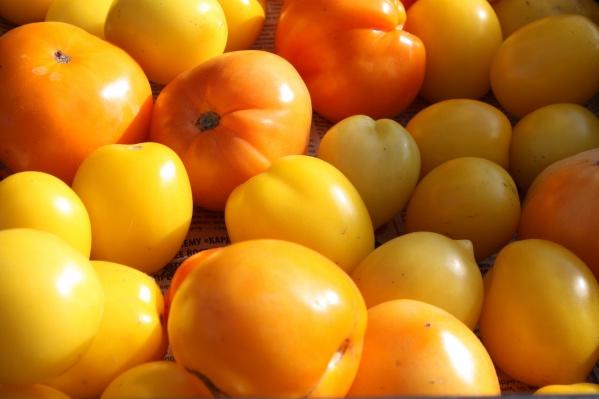 На ярмарке можно будет купить овощи и фрукты, выращенные владельцами личных подсобных хозяйств и курганскими фермерами