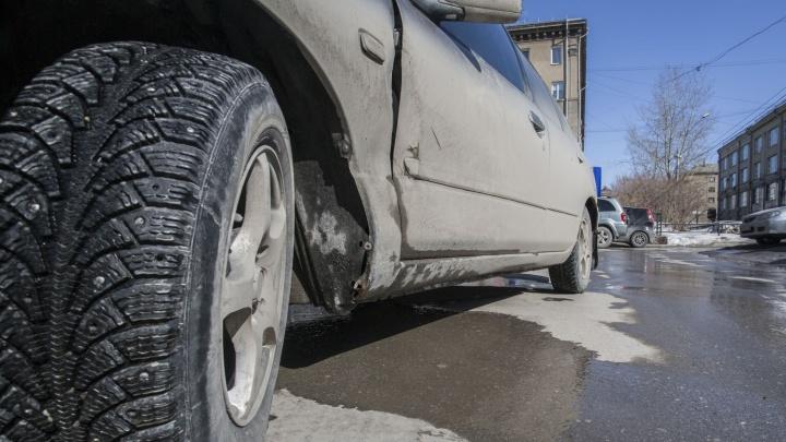 Мэр нашёл причину пыли в Новосибирске