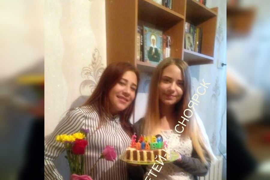ВСоветском районе Красноярска пропали две 13-летние школьницы