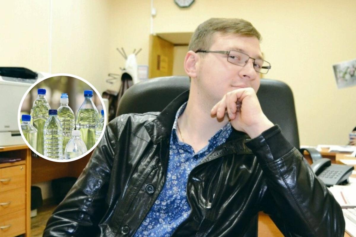 Объявление Александра Смирнова о продаже заговорённой от коронавируса воды уже посмотрело больше тысячи чело