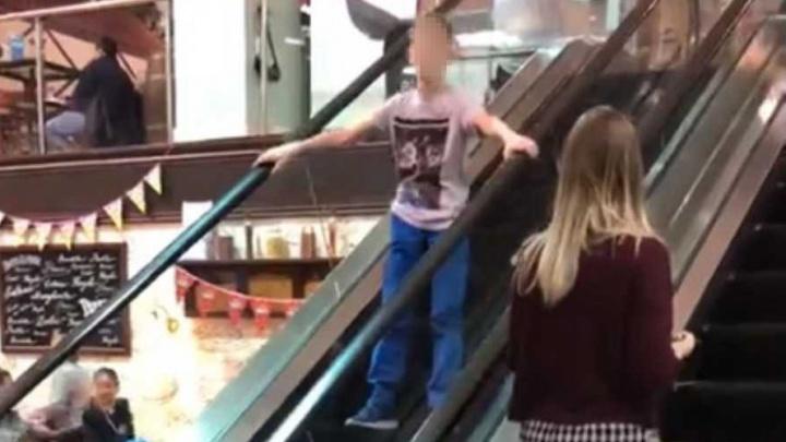 В Уфе девочка скатилась с горки в «Мегалэнде» и разодрала спину