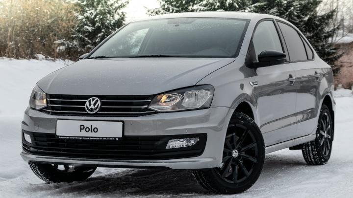 В Новосибирске появился автомобиль, который Volkswagen выпустил к Евро-2020 по футболу: сколько он стоит, где купить и чем хорош