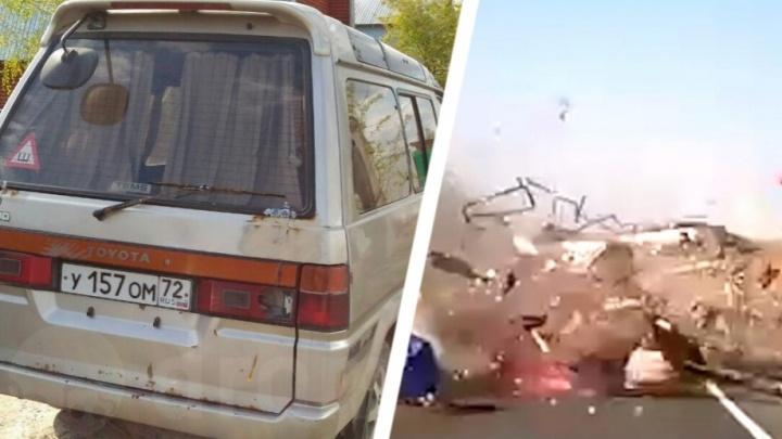 Дело водителя, обвиняемого в ДТП с пятью погибшими под Самарой, передадут в суд