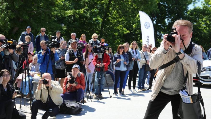 Гамлет, ОМОН и очередь за тюремной кашей: в Самаре прошел фестиваль прессы