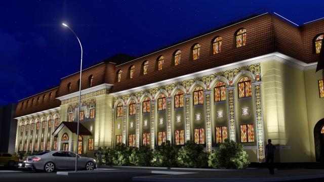 царство: сандуны новосибирск официальный сайт Хор, Симфонический оркестр