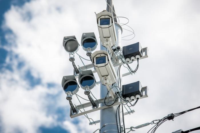 Новые комплексы для видеофиксации нарушений ПДД появятся уже в этом году
