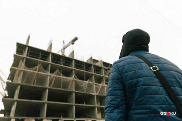 Некоторые самарские дольщики ждут квартиры десятилетиями
