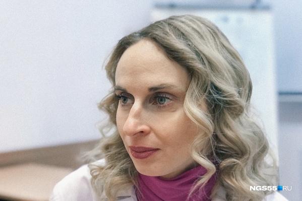 Анна на протяжении 12 лет работала детским реаниматологом