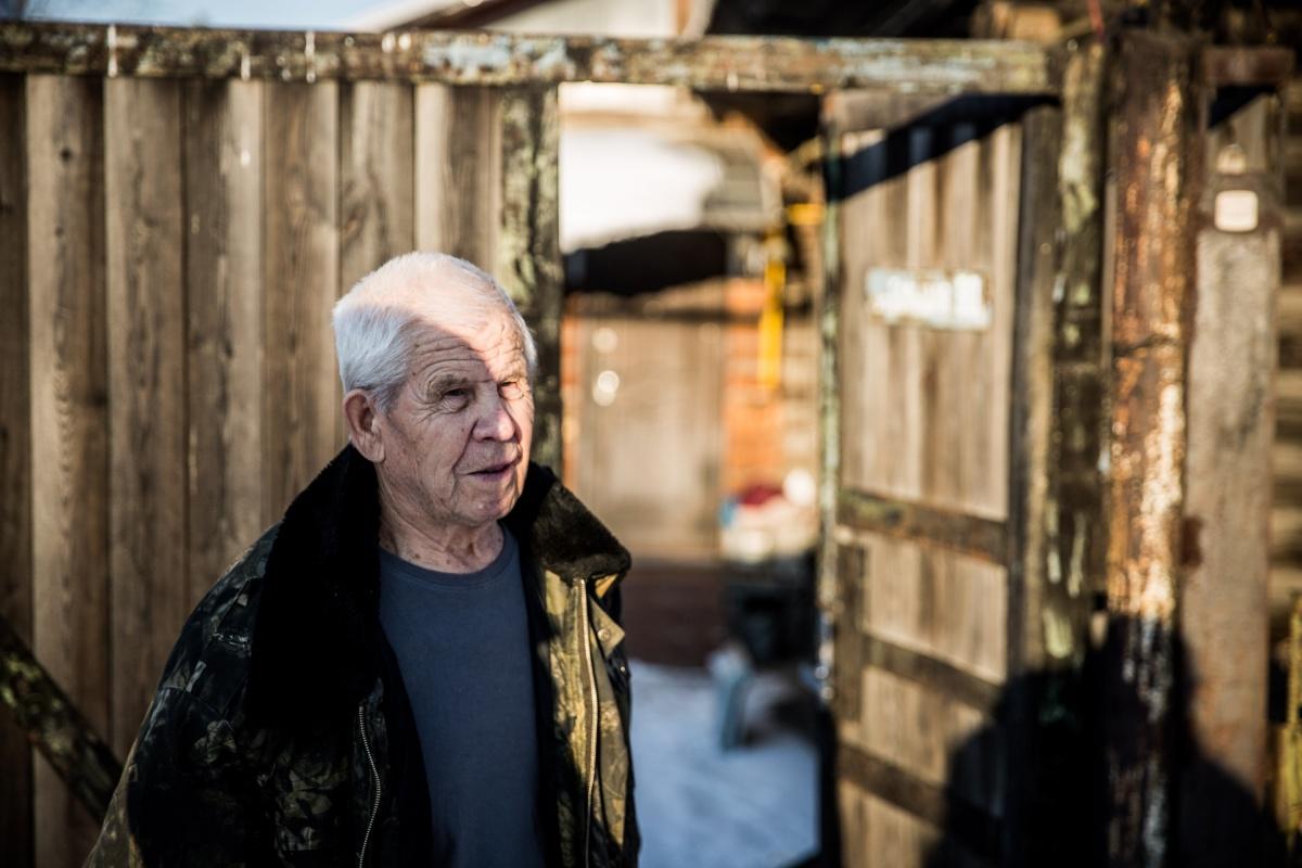 Виктор Михайлович заверил, что без достойной компенсации владельцы домов с Большой не переедут