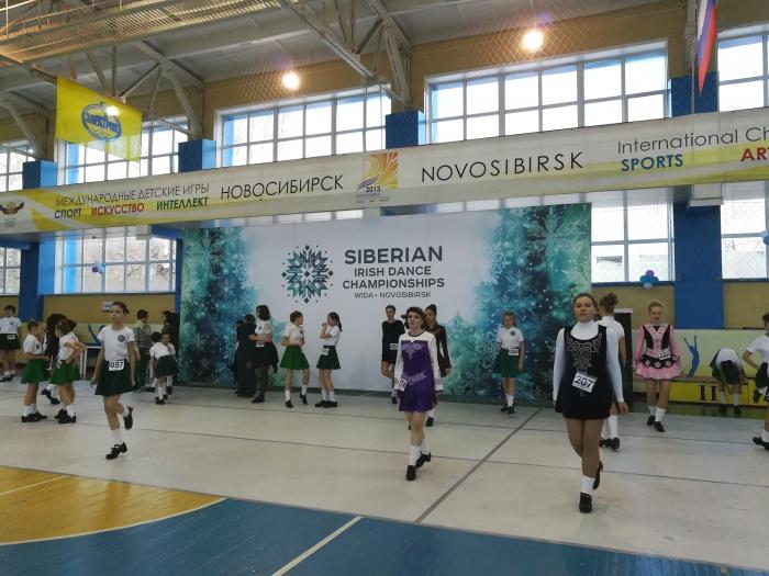 В чемпионате соревновались 250 участников со всей Сибири и разных возрастов
