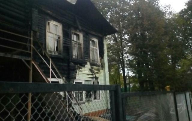 В Ярославской области ученикам сгоревшей школы нашли новые классы. За 20 километров
