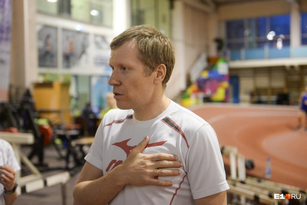 Наш тренер Олег Кульков