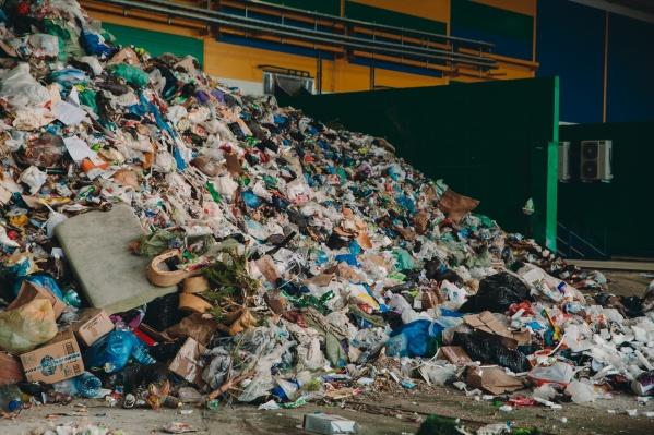 Тюменцы предложили президенту свои тарифы на вывоз мусора