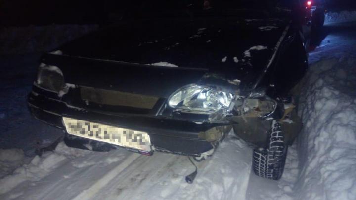 В Башкирии автолихач решил прокатиться и задавил жену