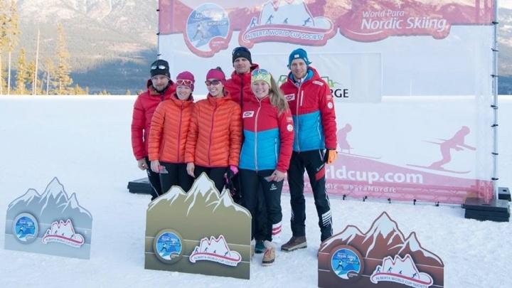 Уральские паралимпийцы пополнили копилку медалей на Кубке мира по лыжным гонкам и биатлону