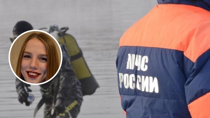 Спасатели обследовали дно Енисея в поисках пропавшей после ссоры в баре девушки