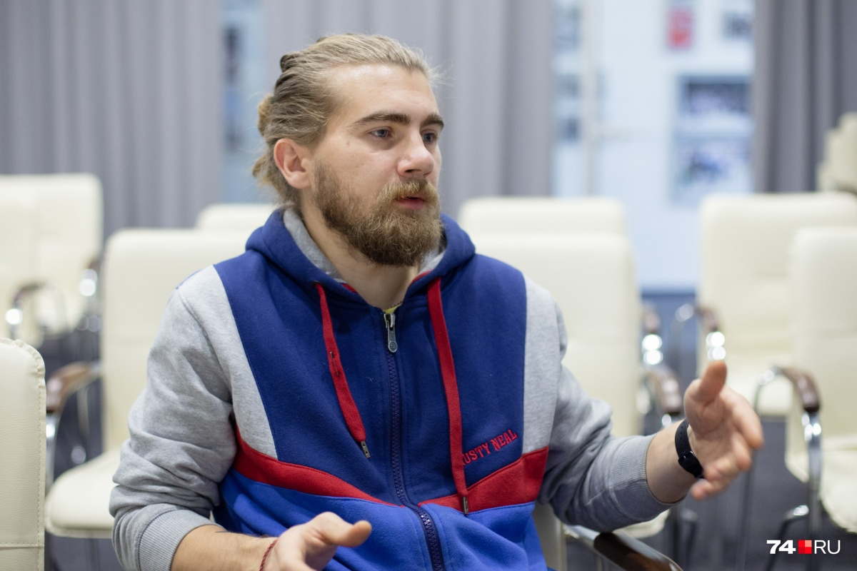 У Максима Тарасова останавливаются путешественники со всего мира