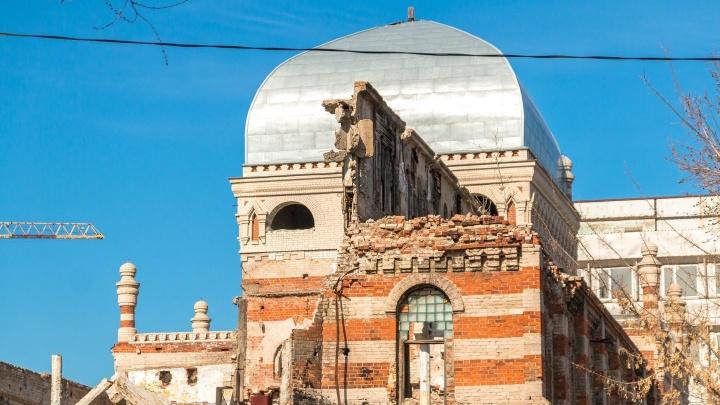 Власти назвали сроки открытия хоральной синагоги в Самаре