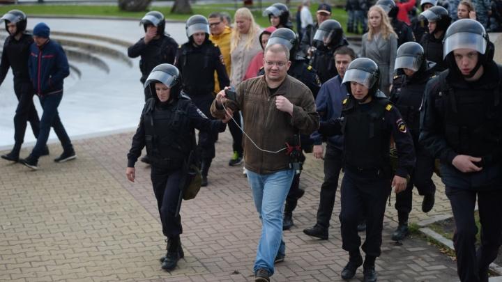 Полицию заставили извиниться перед нашими журналистами, задержанными на акциях протеста