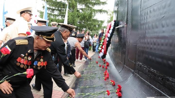 Мы гордимся теми, кто служит: в Уфе отпраздновали День Военно-Морского Флота