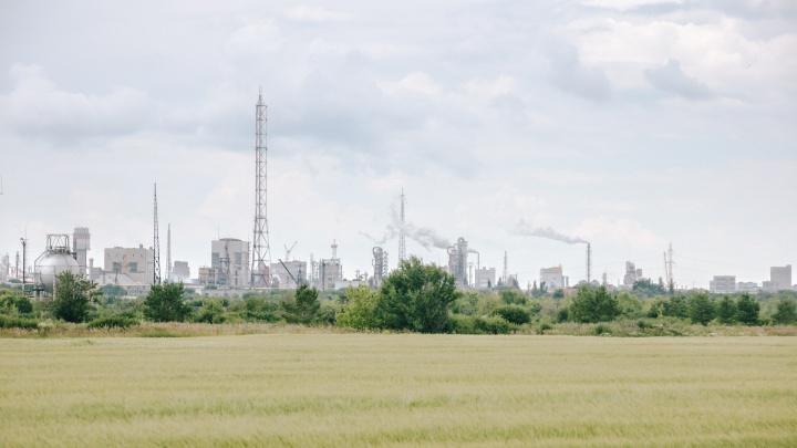 В Тольятти четыре завода уличили в загрязнении воздуха