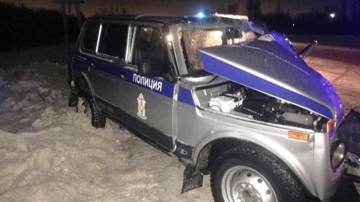 Полицейский — в реанимации, женщина — в коме: подробности аварии на трассе Челябинск — Новосибирск