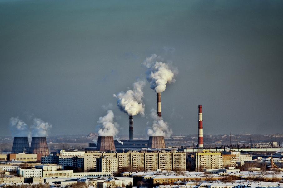 Челябинск занял пятое место в России по концентрации парниковых газов