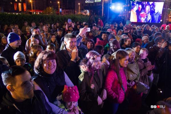 В Разгуляй ежегодно приходят несколько тысяч человек