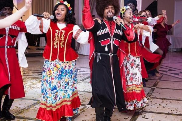 Группа «Маруся» из Краснодара