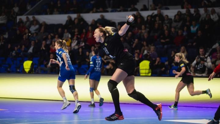 Ростовские гандболистки снова обыграли черногорскую «Будучность»
