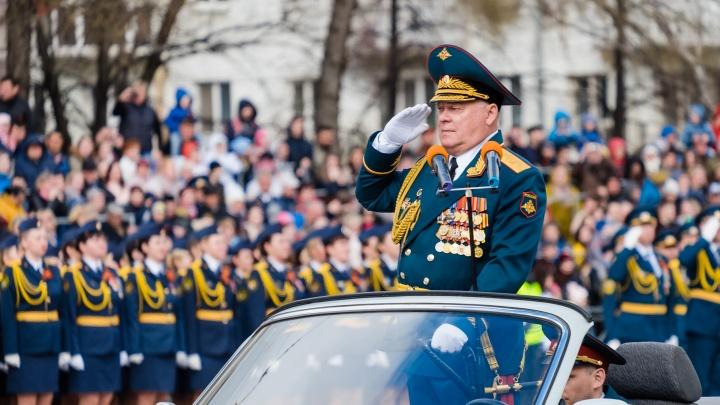 Трибуны, экран и онлайн-трансляция: рассказываем, где посмотреть парад Победы в Перми