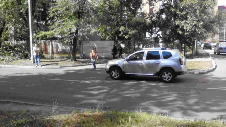 В Тольятти 8-летняя девочка угодила под колёса кроссовера