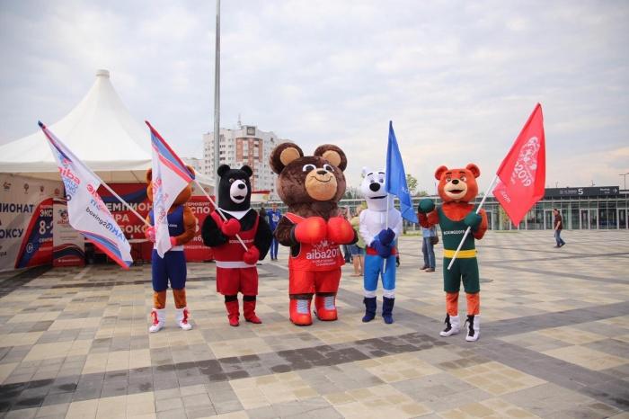 Чемпионат мира по боксу среди мужчин впервые пройдет в Екатеринбурге с 8 по 21 сентября