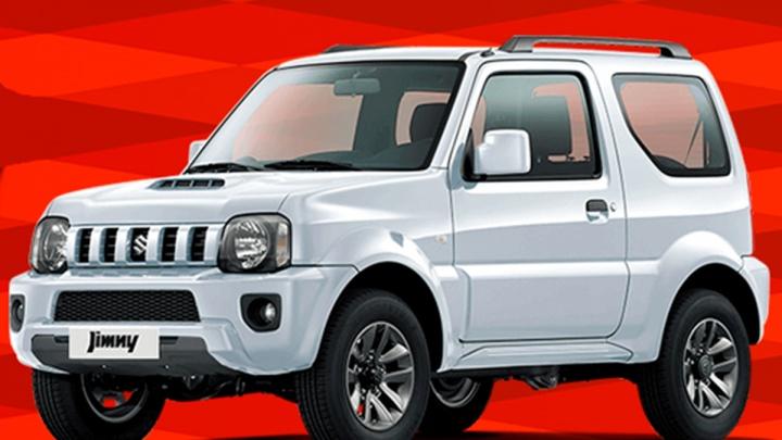 Радиостанция разыграет среди слушателей внедорожник Suzuki Jimny