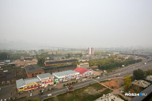 В городе насчитали почти 20 тысяч стационарных источников выбросов