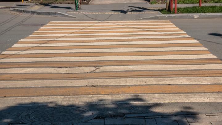 Самарцы «воюют» за новый пешеходный переход у «Золотого яблока»
