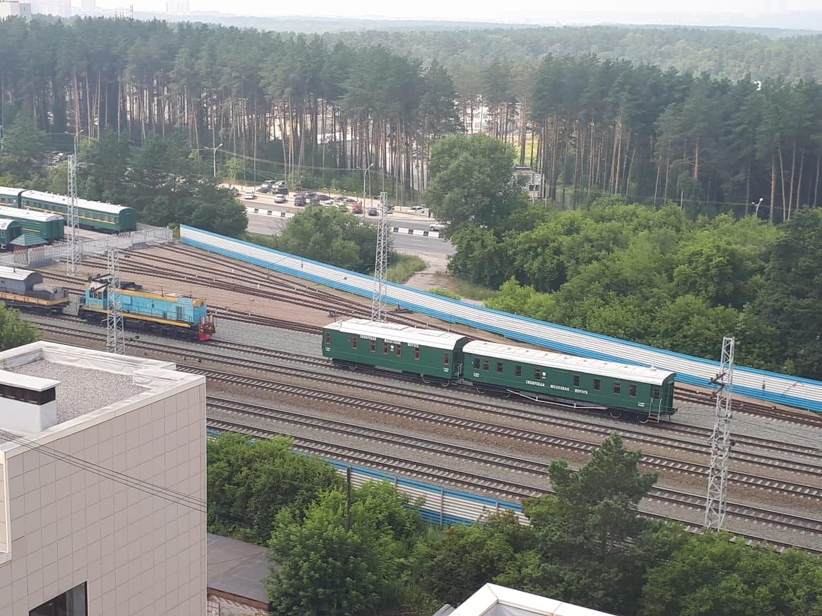 Новосибирский поезд нужен для праздника в Алтайском крае